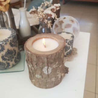 Woodpatch Timber Candle